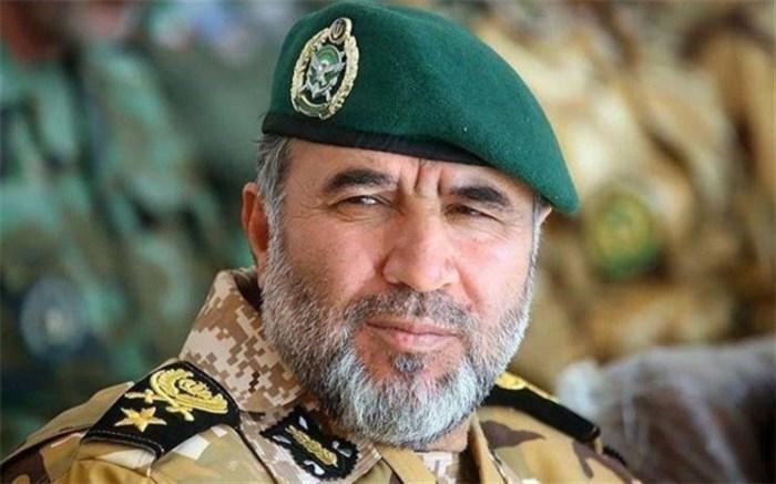 امیر حیدری: هیچ خطری مرزهای کشور را تهدید نمی کند