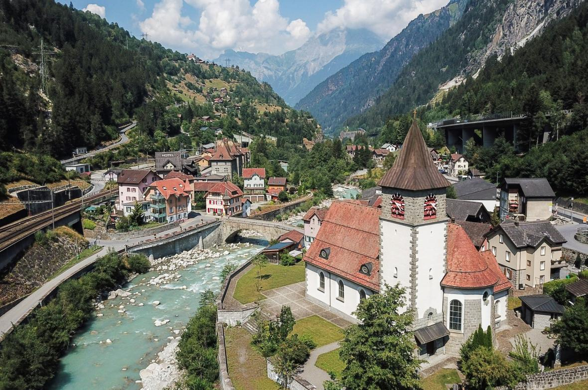 سوئیس، بهترین مقصد گردشگری اروپا