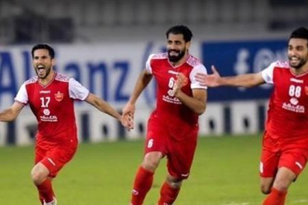 گزارش AFC از صعود پرسپولیس به فینال