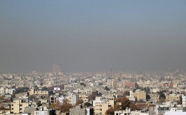 خبرنگاران آلوگی هوای مشهد افزایش یافت