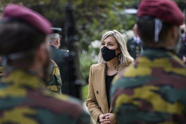 بلژیک نظامیان خود را از افغانستان خارج می&zwnjکند