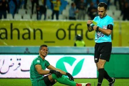 اسامی داوران هفته ششم لیگ برتر فوتبال ایران اعلام شد