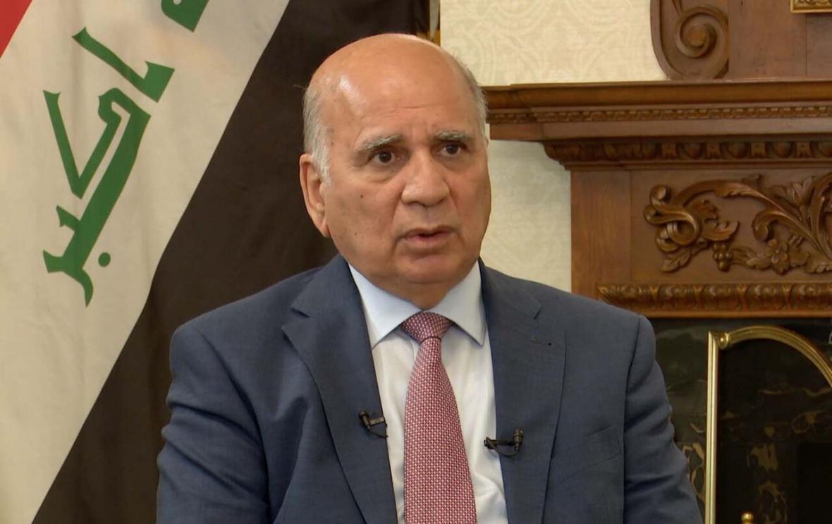 نامه نخست وزیر عراق تسلیم امیر کویت شد