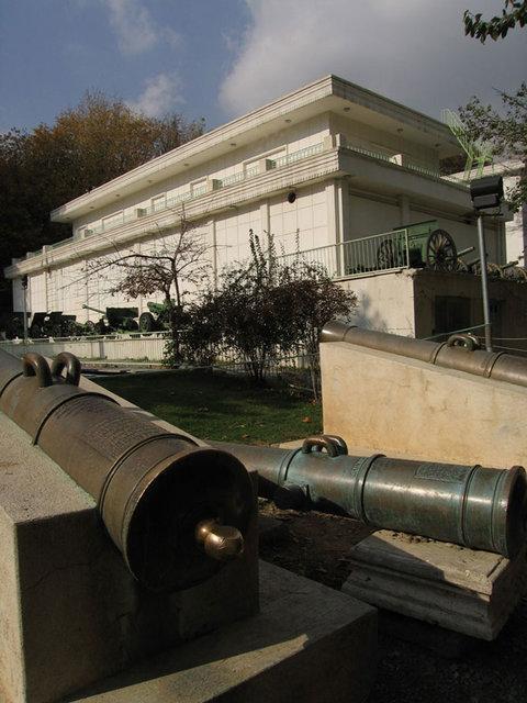 ورود ستاد ارتش به بازسازی موزه نظامی سعدآباد