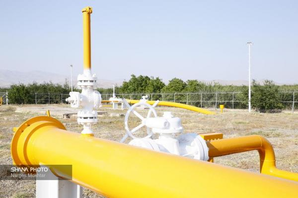 پایداری انتقال گاز در خط لوله هشتم سراسری افزایش یافت