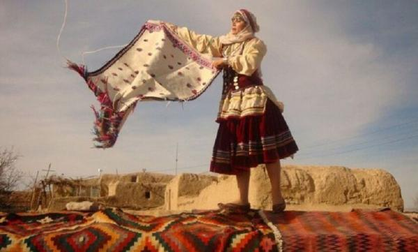 خبرنگاران تولیدات صنایع دستی عشایر خراسان شمالی بیش از 2 برابر شد