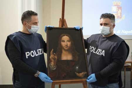 کشف کپی قیمتی از گران ترین نقاشی دنیا