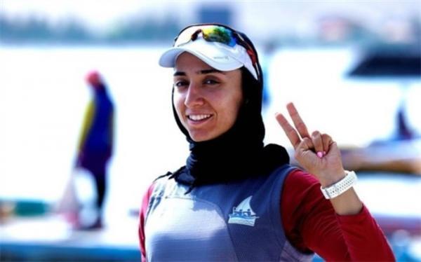نازنین ملایی: هیچ چیز نمی تواند من را از المپیک دور کند