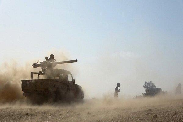 پیشروی های مقاومت یمن در نبرد مأرب، تسلط بر مناطق استراتژیک