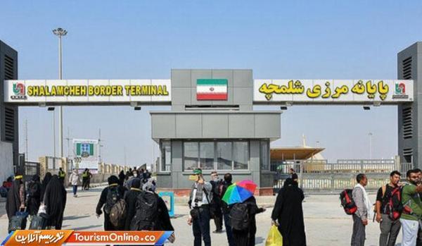 احتمال بسته شدن مرز شلمچه از سمت عراق