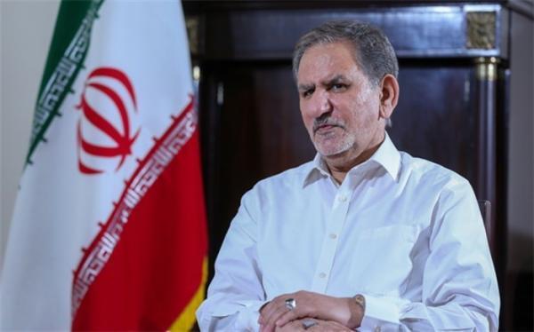 دستور جهانگیری برای رسیدگی به خسارت های کشاورزان شهرستان رودبار کرمان
