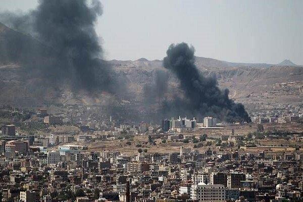 جنگنده های سعودی مناطق مسکونی در صعده را بمباران کردند