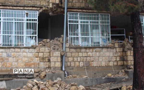 تامین سیمان رایگان برای مناطق زلزله زده کهگیلویه و بویراحمد