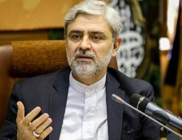 خبرنگاران سفیر ایران در پاکستان برای عمران خان آرزوی بهبودی کامل کرد