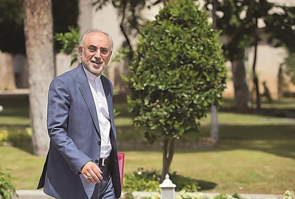 پیام نوروزی رئیس سازمان انرژی اتمی ایران
