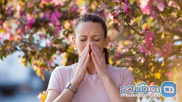 5 گزینه غذایی گیاهی برای کاهش علائم آلرژی بهاره