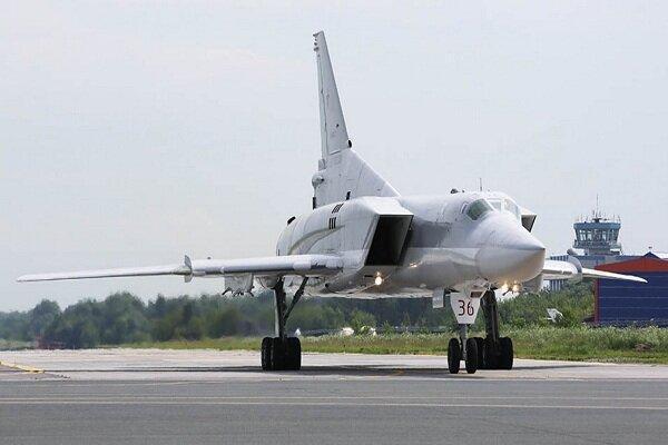 وقوع سانحه برای یک بمب افکن روسیه، 3 نفر کشته شدند