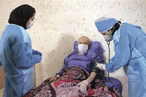 پرستاری در منزل با هزینه بیمارستان خصوصی (