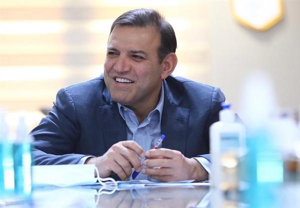 نشست رئیس فدراسیون فوتبال با شهردار تهران برای همکاری دو جانبه