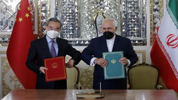 برنامه جامع همکاری ایران و چین هیچ کشور سومی را هدف قرار نمی دهد