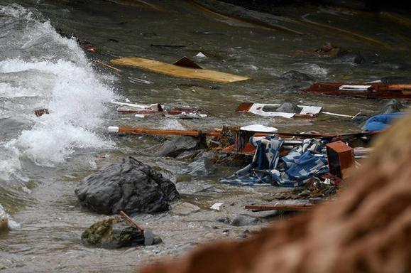 3 کشته در اثر واژگونی قایق قاچاقچیان انسان در کالیفرنیا