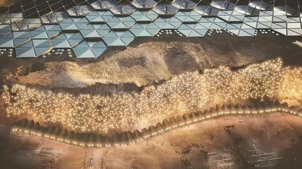 نُووا؛ نخستین شهر پایدار در مریخ