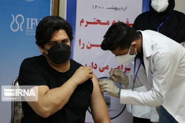 خبرنگاران بیش از یکصد هزار نفر در اصفهان واکسن کرونا را دریافت کردند