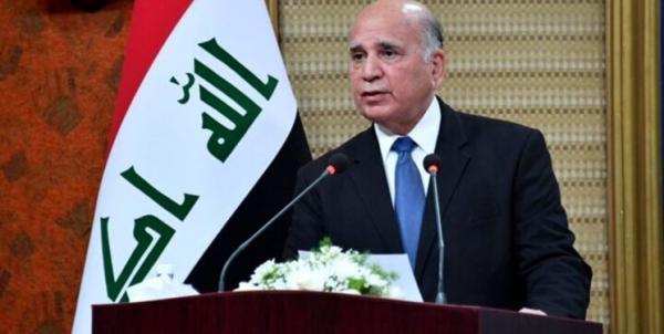 عراق: در کوشش برای نزدیک کردن دیدگاه ایران و کشورهای عربی هستیم