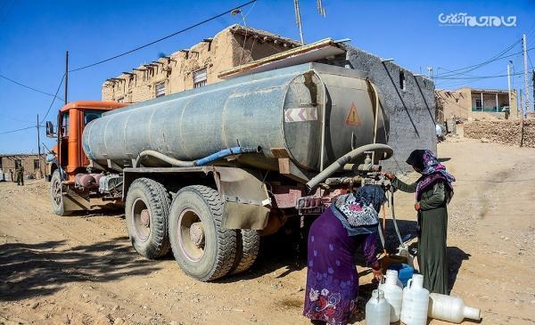 آبرسانی سیار به 83 روستای استان سمنان
