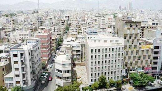آپارتمان های 1.5 تا 2 میلیاردی تهران