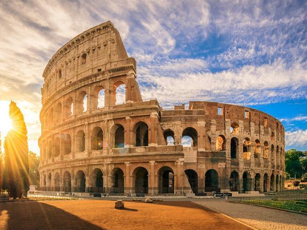 بازسازی کلوسئوم، بزرگترین تماشاخانه امپراطوری روم