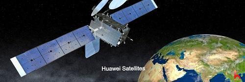 هواوی برای آزمایش و توسعه شبکه 6G دو ماهواره به فضا می فرستد