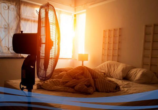 20 راه حل برای خواب بهتر در گرمای تابستان