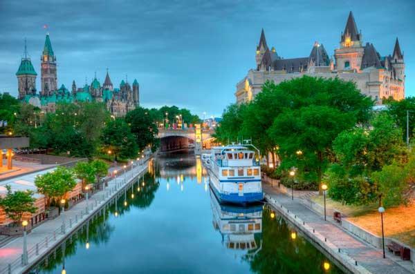 تور کانادا: کبک، شهر دیدنی کانادا