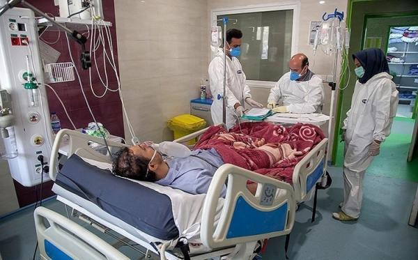 آمار مبتلایان به کرونا در ایران امروز چهارشنبه 19 خرداد 1400