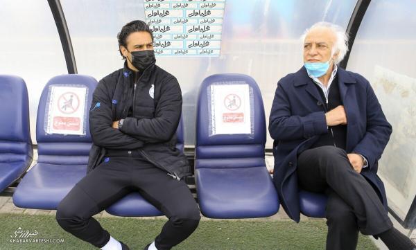 عبداللهی: وزیر ورزش با حضور مربی ایتالیایی موافقت کرد، طرفداران استقلال ناراحت بودند که به مجلس رفتند