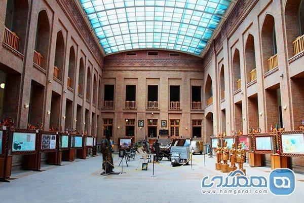 موزه ارتباطات پیوند دهنده گذشته پست به آینده آن است
