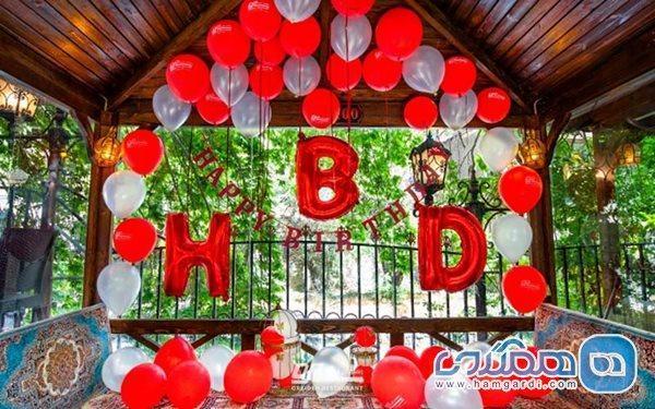 چطور یک تولد به یادماندنی در کافه رستوران برگزار کنیم؟ صفر تا صد برترین سوپرایز زندگیتان