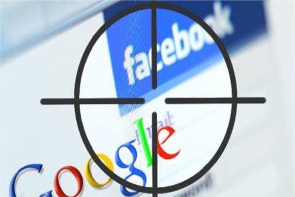 لابی گری گوگل، فیس بوک و مایکروسافت علیه قوانین سخت گیرانه اروپا